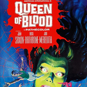 Queen of Blood - Bloody Planet V by Antxoita