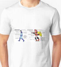 Chad/Virgin Mega Man X T-Shirt