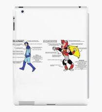 Chad/Virgin Mega Man X iPad Case/Skin