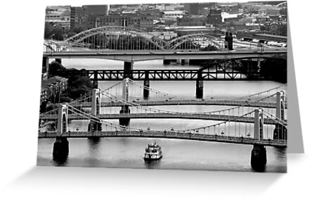 Bridges Galore by Jennifer Darrow