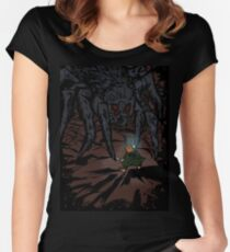 Brave Sam Gamgee Women's Fitted Scoop T-Shirt