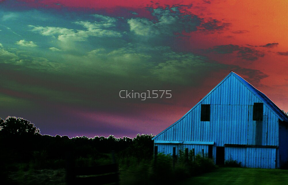 Barn on Route 54-2 by Cking1575