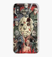 Friday the 13th - Jason Voorhees iPhone Case/Skin