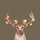antlers by Lenore Locken