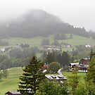 Scattered Hamlet - Cortina D'Ampezzo - Italian Alps by Yannik Hay