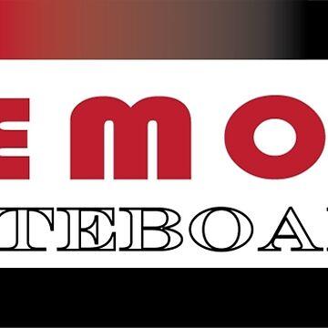 Remote Skateboards Hoodie 'Original' by RemoteSkate
