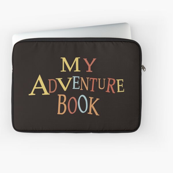 thanks for the adventure Laptop Sleeve