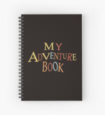 thanks for the adventure Spiral Notebook