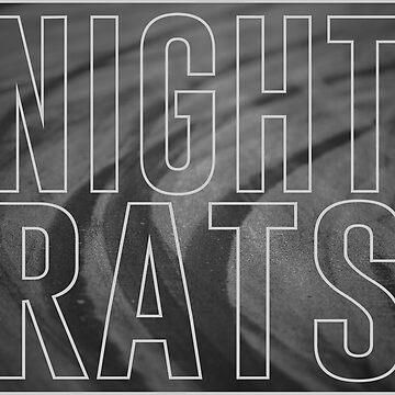 Night Rats Drift Marks by ClassyClarence