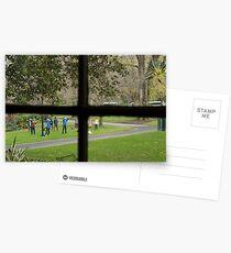 Tai Chi Postcards