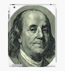 Ben Franklin Hundred Dollar Bill iPad Case/Skin