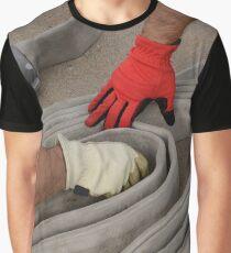 Fire hose inspection Graphic T-Shirt