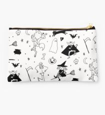 Monster Medley Pattern Studio Pouch