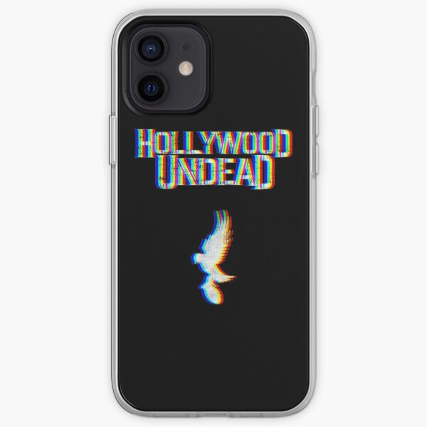 Hollywood Glitched iPhone Soft Case
