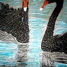 black swan by Vimm