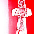 christ illusion by Vimm