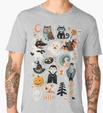 Happy Halloween Men's Premium T-Shirt