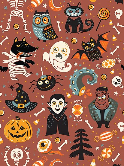Happy Halloween by PenguinHouse