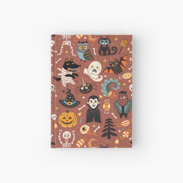 Happy Halloween Hardcover Journal