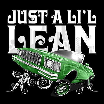Auto Series Just a Li'l Lean by allovervintage