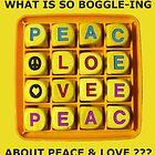 Peace & Love by RLHall