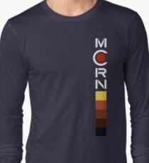 MCRN Banner Vertical Long Sleeve T-Shirt
