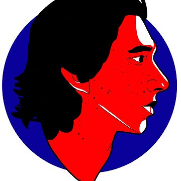 Adam Driver  by ronsmith57