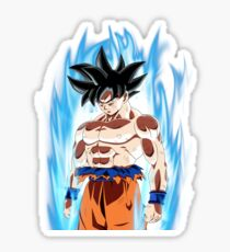 Ultra Instinct Goku  Sticker