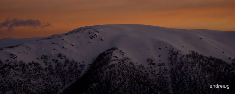 Falls Creek Sunrise 394 by andrewg