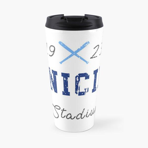 Municipal Stadium Travel Mug