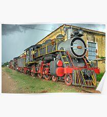 Trinidad Steam  Poster