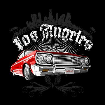 Auto Series L.A. Lowrider by allovervintage