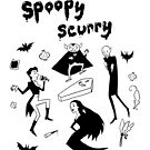 Spoopy Scurry - Vampire by straungewunder