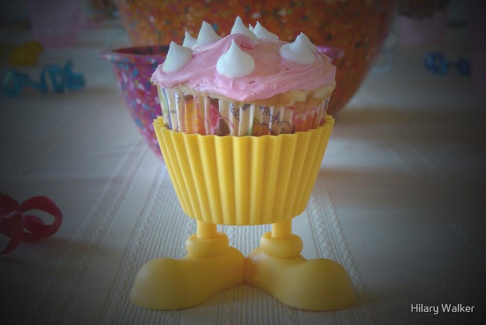 Mr. Cupcake by Hilary Walker