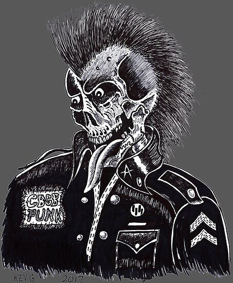 Lycanthrope Dbeat Crust Punk on Behance