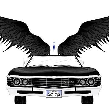 Guardian Angel by ksshartel