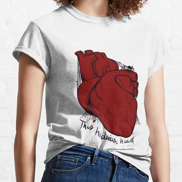 Hideous Heart Classic T-Shirt