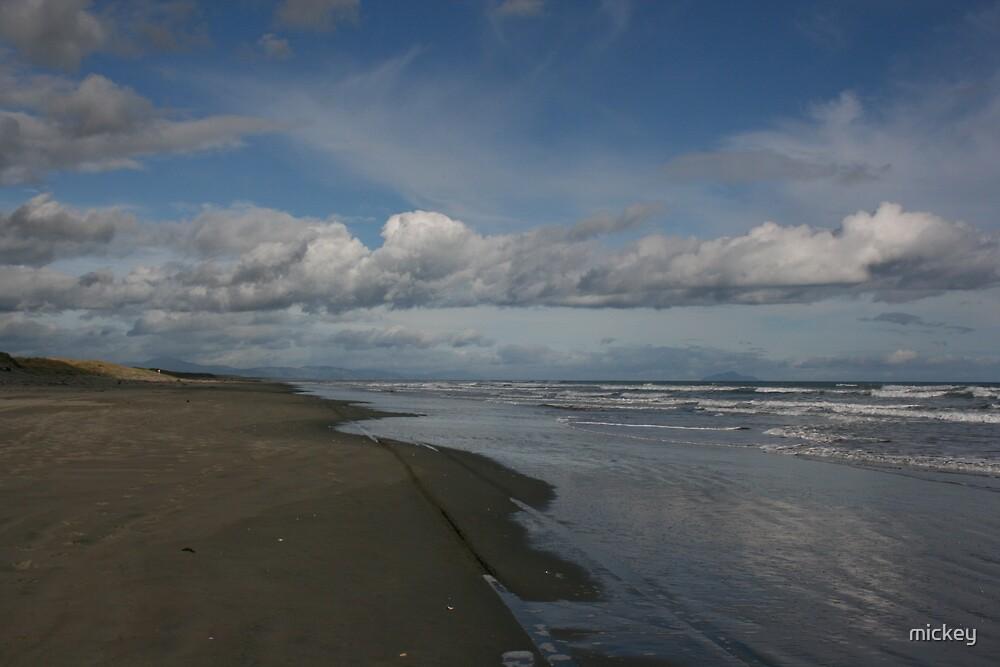 Beach #3 by mickey