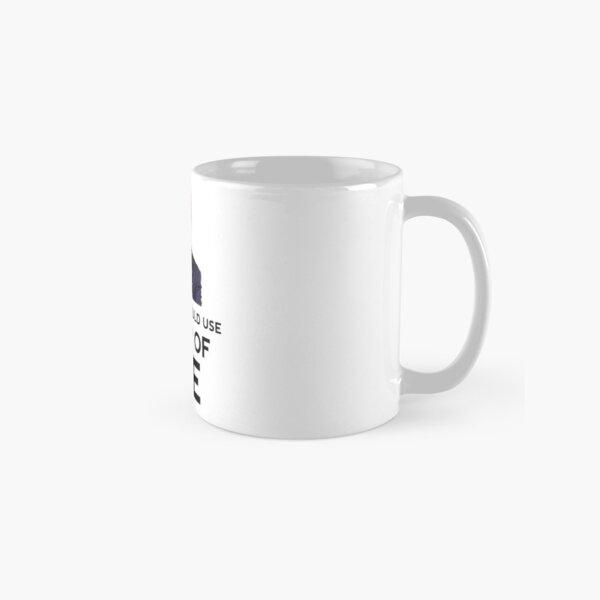 "Funny ""Everyone could use a cup of Joe"" Biden Coffee Classic Mug"