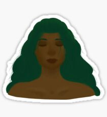 Forest Queen Sticker