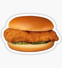 CFA sandwich  Sticker