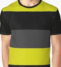 Very Neapolitan in Radioactive Yellow Graphic T-Shirt