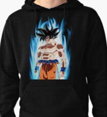 Ultra Instinct Goku  Pullover Hoodie