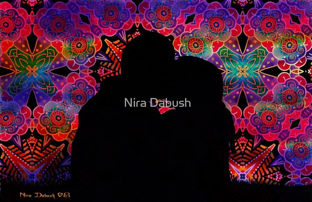 Kisses for YOU !!  :-) by Nira Dabush