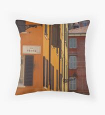 Modena - Rua Freda Throw Pillow