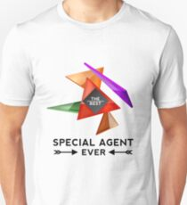 SPECIAL AGENT - NICE DESIGN FOR YOU Unisex T-Shirt