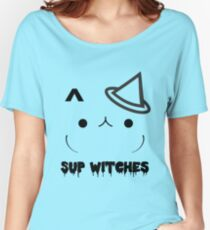 Kitty Witch Women's Relaxed Fit T-Shirt