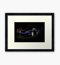 Mazda Roadster Framed Print