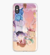 Falling through the Stars iPhone Case/Skin