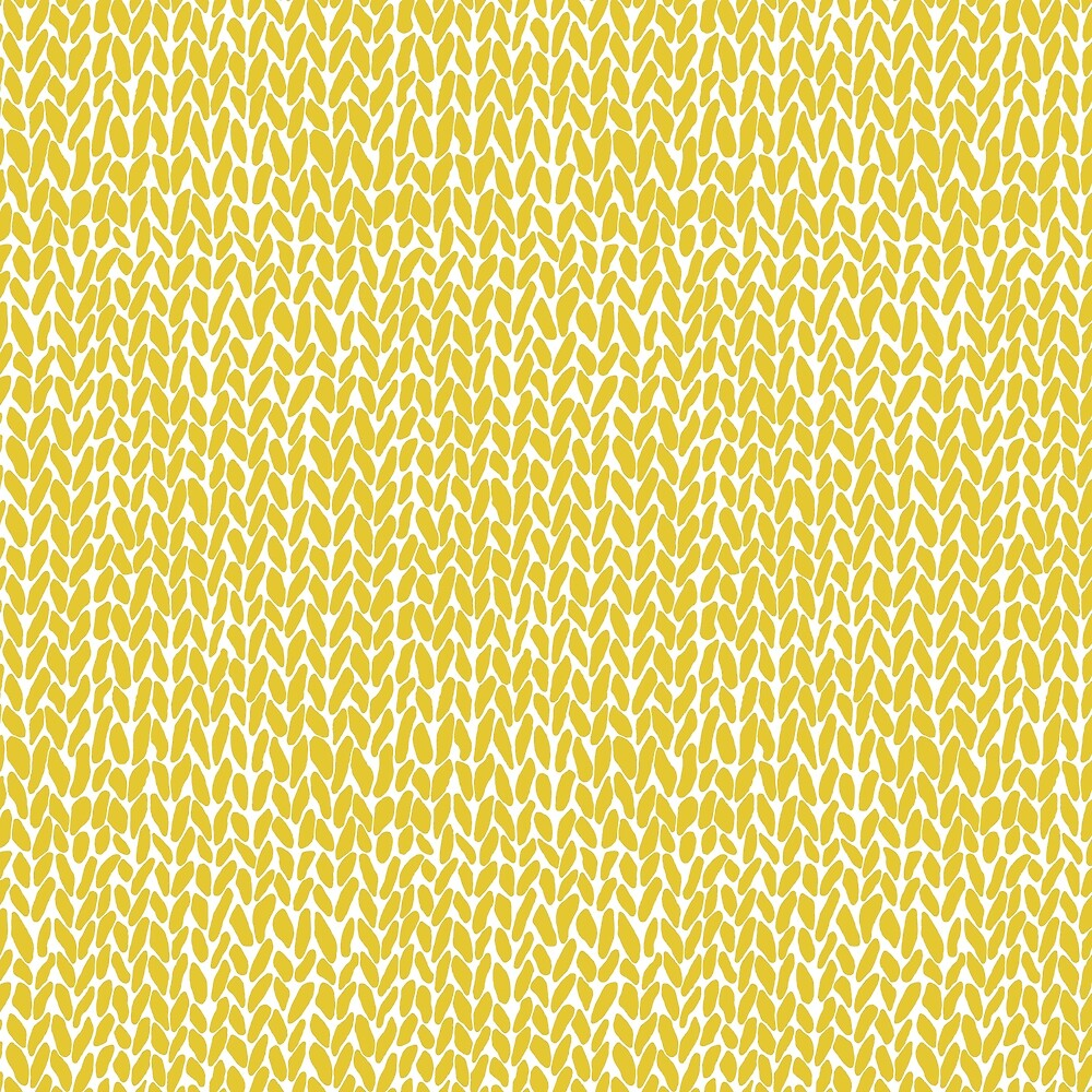 Hand Knit Yellow by ProjectM